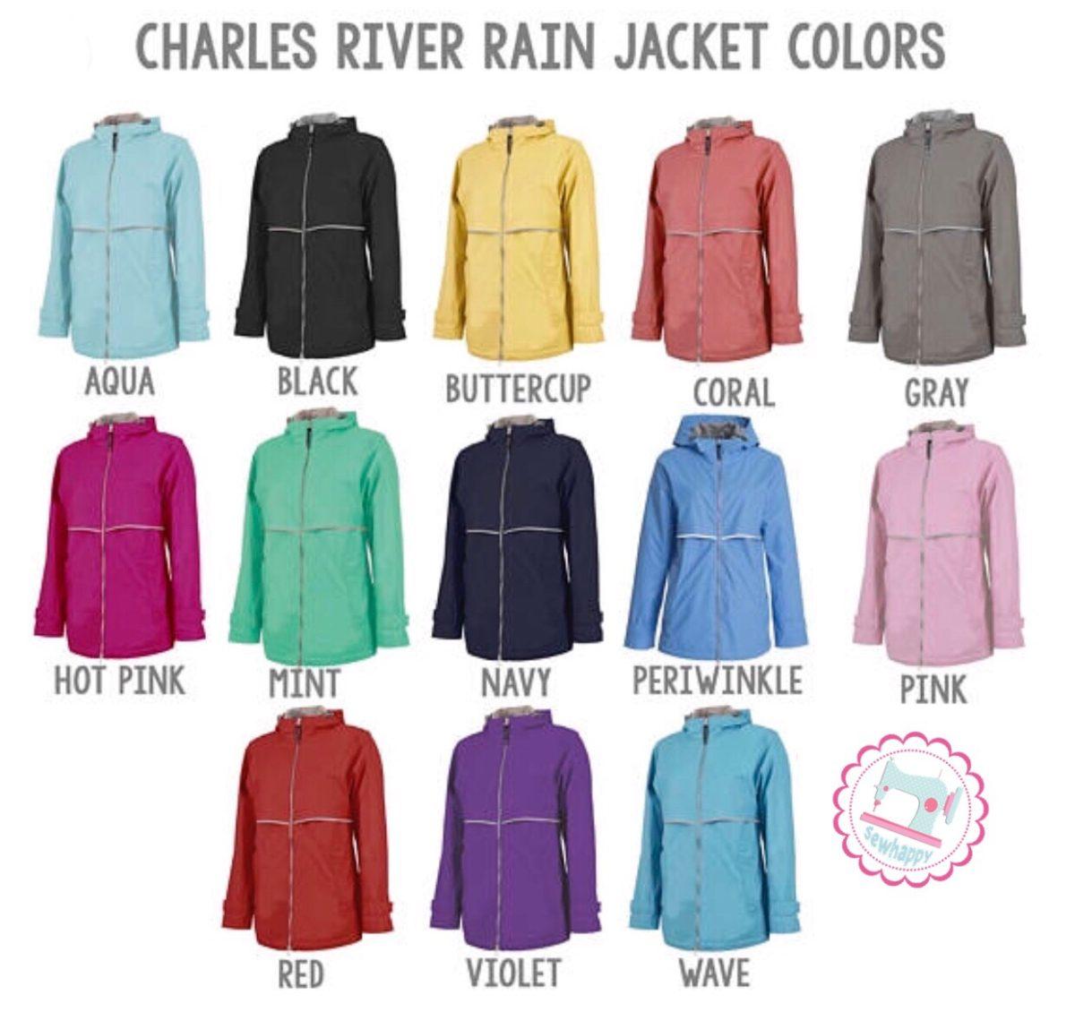 Charles River Raincoats